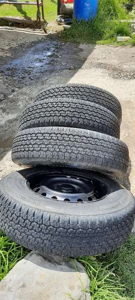 Llantas Rin 16 Bridgestone