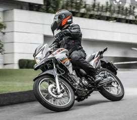 Honda XRE 190 versatil