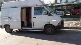 casa rodante trafic diesel 2,1