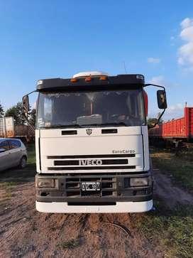 VENDO O PERMUTO POR AMAROK V6 O DODGE RAM IVECO EURO CARGO ATTACK 170E22 2012 IMPECABLE