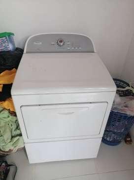 Secadora lavadora