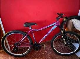 Vendo bicicleta topmega flamingo