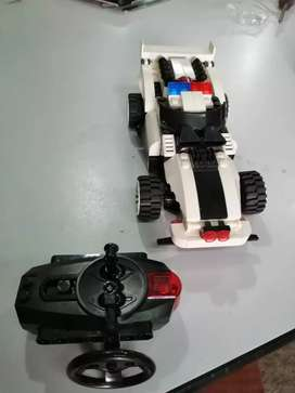 Carro control remoto lego