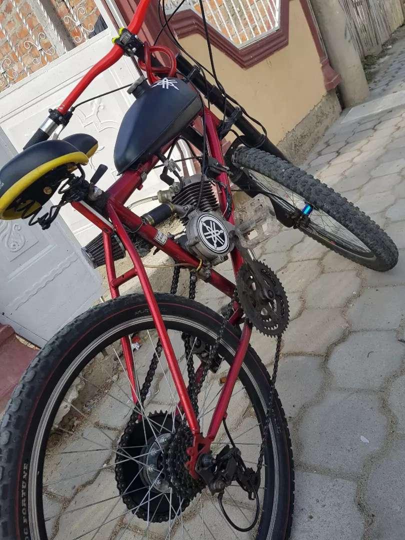 Bici moto negociable 0