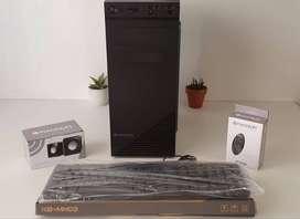 PC GAMER Ryzen 3 3200G - 8GB DDR4 - 1TB HDD Y mas! HardKonnen Store