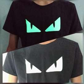 Camisetas Neón