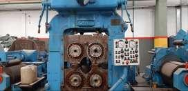 Laminador metales  ferrosos y no ferrosos 500 mm  continua