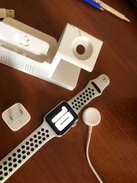 Apple watch, serie 3 , ediccion nike.