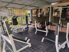 Se vende gym en excelente estado