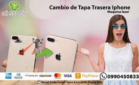 Cambio Tapa Trasera iPhone
