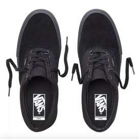 Vans Zapatos tenis Ultracush Negros 9.5