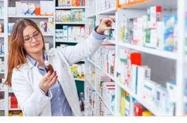 Se remata farmacia.