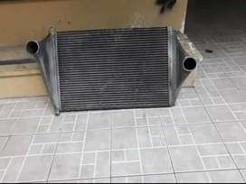 Intercooler radiador  de  freihliner