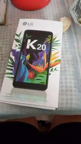 Lg k20 sin uso