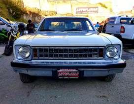 Chevrolet Chevy Nova 1977 3p Americano motor 4.0