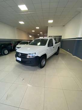 volkswagen amarok c/simple 4x2/fianancio/recibo menor