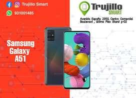 Samsung Galaxy A51 caja sellada 128 GB garantía 1 año
