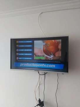 Smart tv Curvo