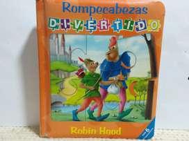 Rompecabezas - Cuento de Robin Hood