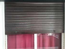Cortinas De Barrio (2) madera Superdura Imeprmeable En Belgrano R