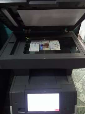 Fotocopiadora lexmark x656de con blutu tatil para la venta en bogota en buen estado