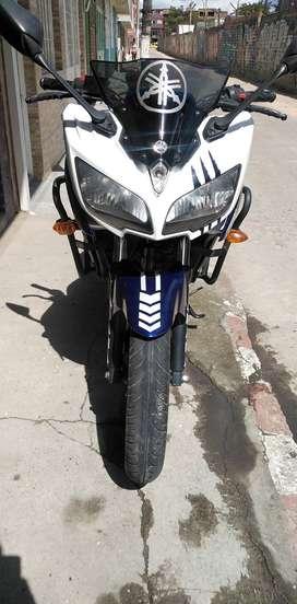 Yamaha Fazzer 2.0