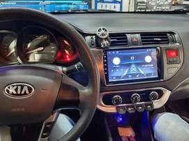 Radio Android Kia: Rio, Cerato, Sportage, Picanto