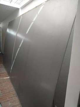 Domo o carpa de pared 4.25m x 2.30m
