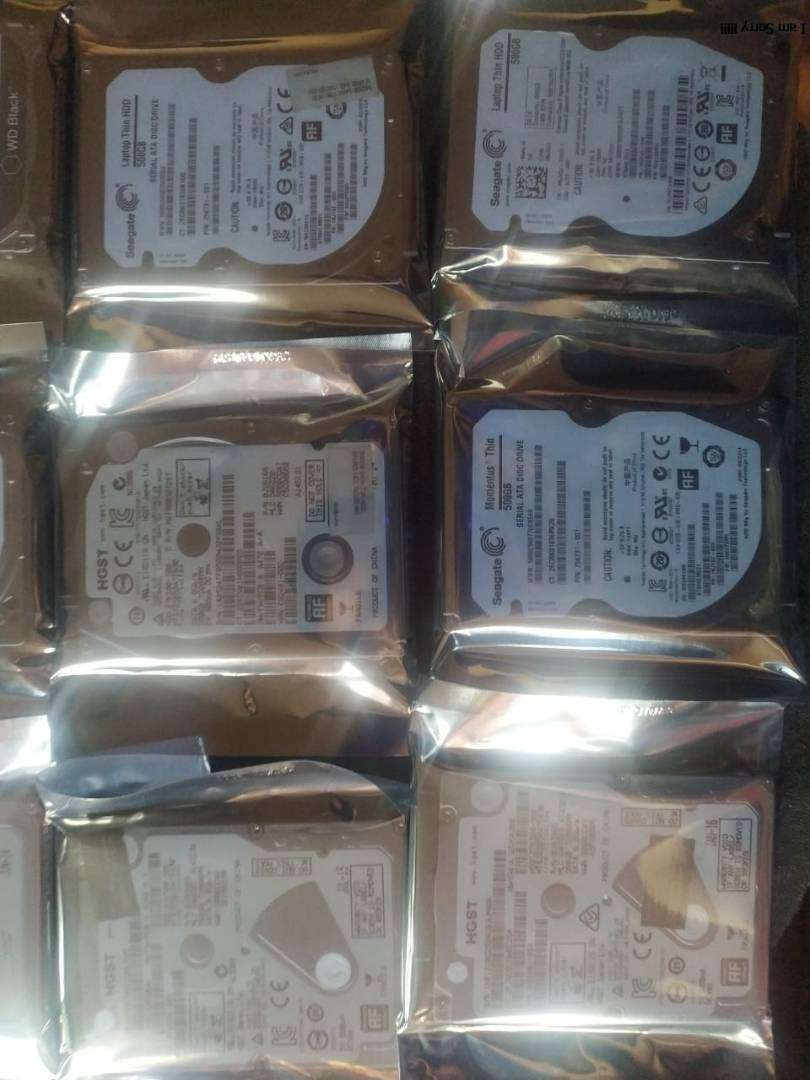 Discos duros 500gb portatil 0