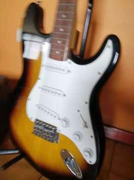 Oferta guitarra eléctrica Muy buen sonido