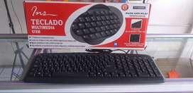 TECLADO INS VT-KB005