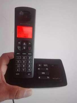 Alcatel de pantalla con contestador automatico