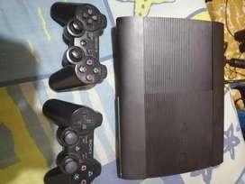 Vendo play 3 slin 500gb +40 juegos