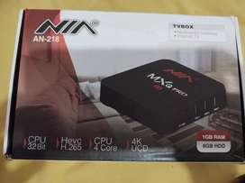 Vendo tvbox 4k