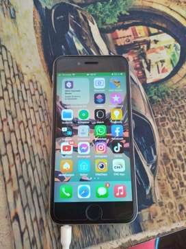 Vendo o cambio iphone 6s de 64 gb sin huella
