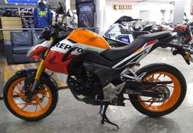 Vendo Honda CB 190 Sin Rodar 0km