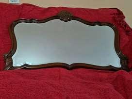 Espejo antiguo Rosario
