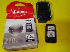 Cartucho Canon negro 210XL