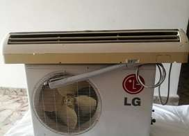Aire LG acondicionado tipo split