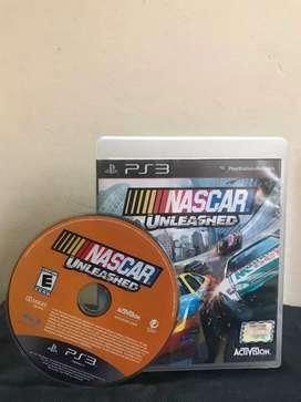 Nascar Unleashed PS3 (original) usado