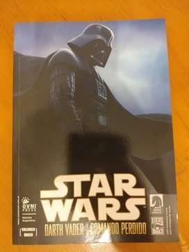 Star Wars: Darth Vader Y El Comando Perdido