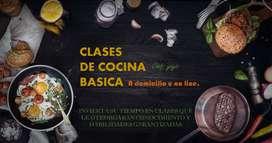 CLASES DE COCINA BASICA