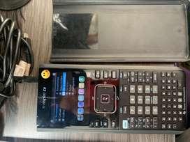 Calculadora Texas Instruments Ti-Nspire Cx, como nueva