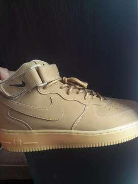 Zapatillas nike air force one no adidas jordan puma vans fila converse botines moda hombre remate