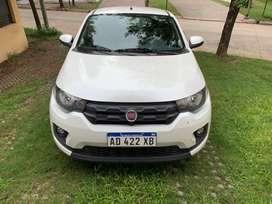 Fiat Mobi 1.0 Blanco