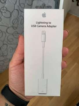 Adapter Apple Lightning To USB Camera