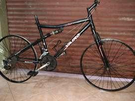 Bicicleta Vairo Xr 3.5 Adventure Geometric doble suspensión, precio negociable