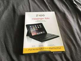 Teclado ZAGG para Ipad Air 2 / Ipad 9.7 (sexta generación)
