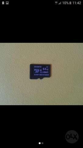 Vendo Micro Sd por Sd