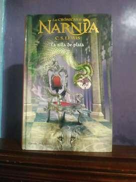 Libro La silla de Plata. Las crónicas de Narnia